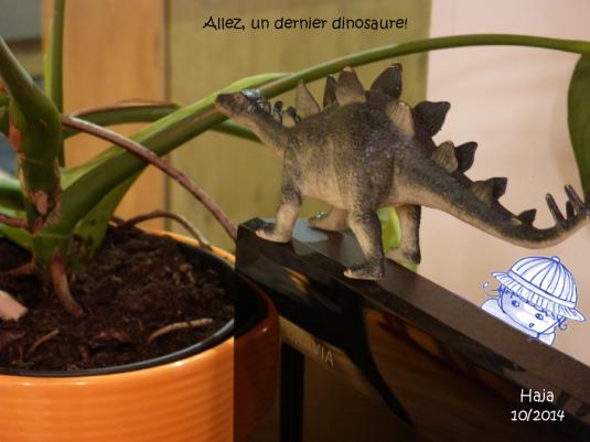 le dernier dinosaure